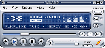 Screenshot Winamp5